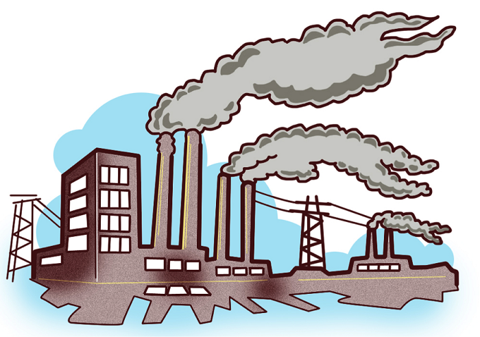Relationship between autism condition and air pollutants