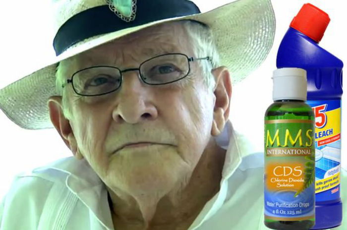 MMS Miracle Cure a major Scam