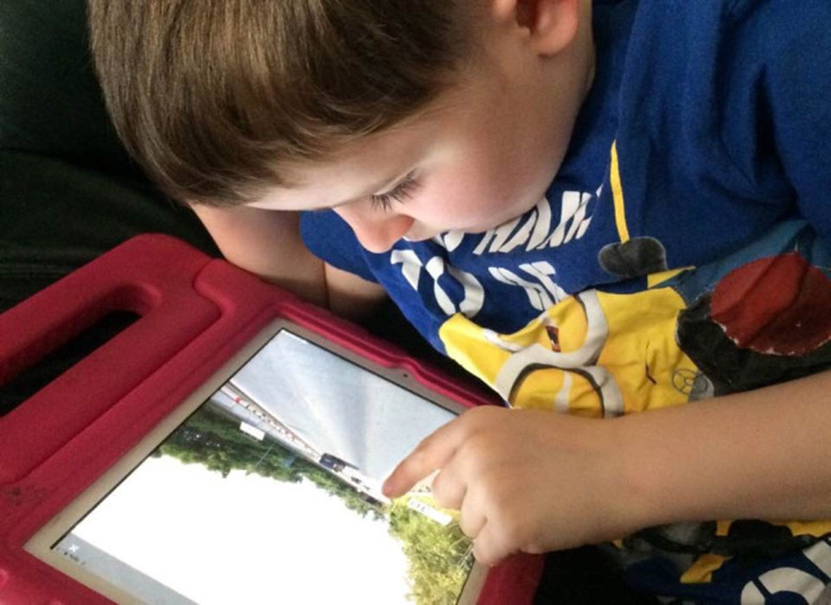 Google helping in Breaking Communication Barrier for Nonverbal Kids with Autism
