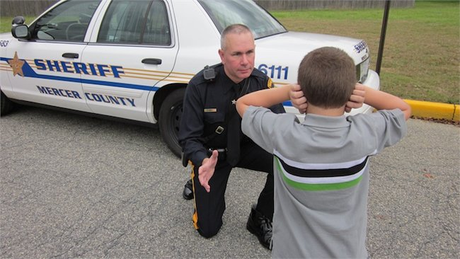 Police Training for Autism