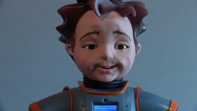 Robot Facilitates Autism Communication