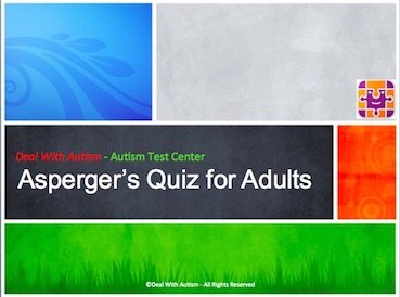 Aspergers Quiz for Adults