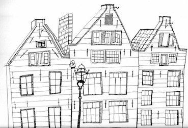 architectural sketch 1