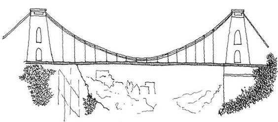 architectural sketch 3