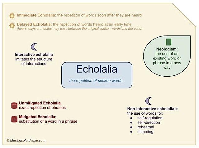 What is Echolalia Autism