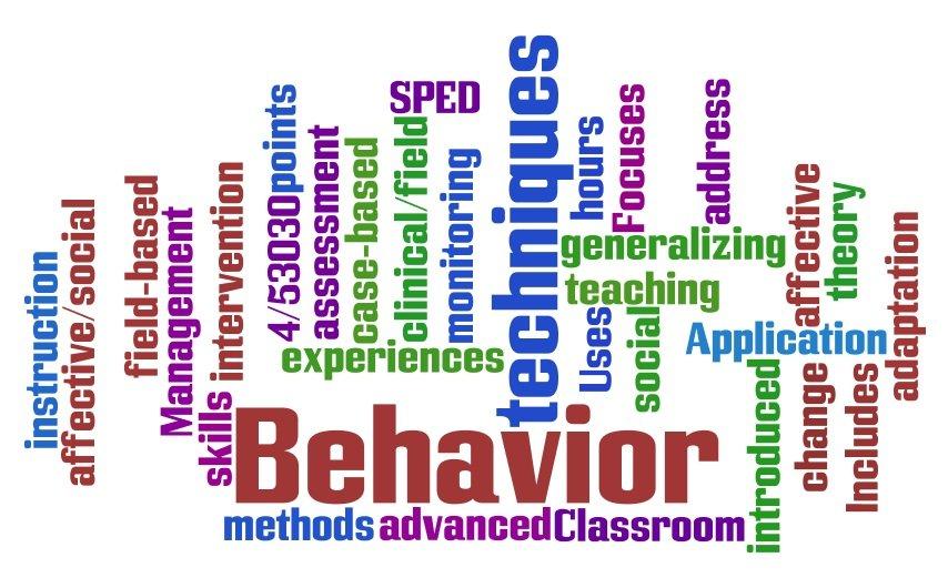 Characteristics of Applied Behavior Analysis