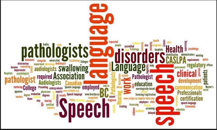 Autism speech therapy